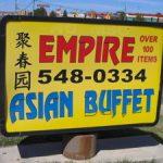 Colorado Springs: 中式自由餐