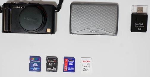 Test Equipment, accessories