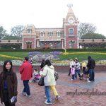 USA  Disneyland Park : 1st Day