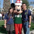 Disneyland Park & Disney's California Adventure Park:迪斯尼卡通合照