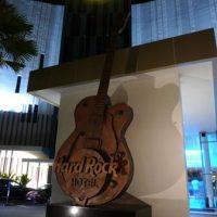 夜游Hard Rock Hotel