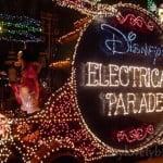 Disney's California Adventure Park : Disney's Electrical Parade