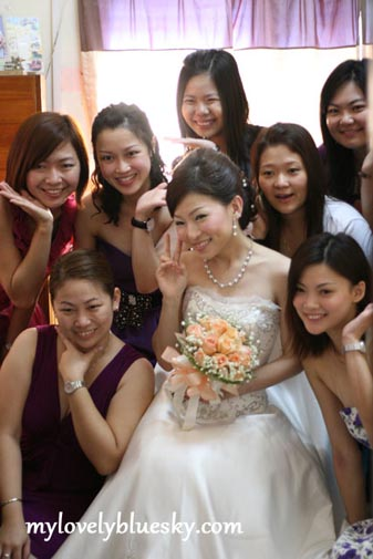 Andrew Khor and Sherlyn Yong Wedding