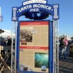 Los Angeles: Santa Monica Pier 圣塔莫尼卡
