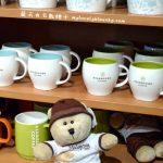 2010 Starbucks Teddy Bear