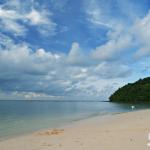 蓝天白云在浮罗交怡 Pulau Langkawi