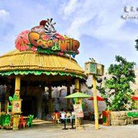 Universal Studios Singapore Dining: Fossil Fuels