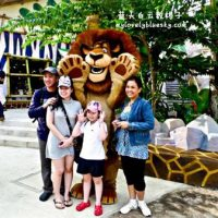 Universal Studios Singapore: Character Meet and Greet