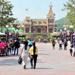 香港景点:Hong Kong Disneyland