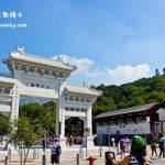 香港景点:天坛大佛