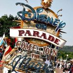 Hong Kong Disneyland : Disney on Parade