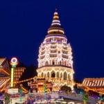 2011年农历新年:极乐寺亮灯了