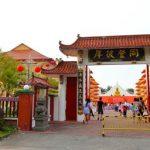 2011年农历新年:佛光山东禅寺