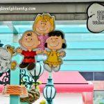 香港景点:史努比开心世界 Snoopy's World