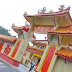 金马伦景点:三宝万佛寺