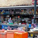 槟城美食:东海岸烧鱼