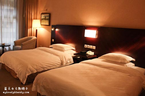 桂林酒店:漓江大瀑布饭店