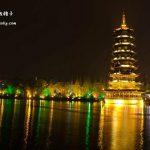 桂林景点:两江四湖