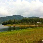 槟城景点:孟光水坝 Mengkuang Dam