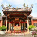 槟城景点:蛇庙