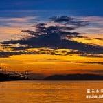 日出:槟威大桥