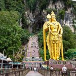雪兰莪景点:黑风洞 Batu Caves