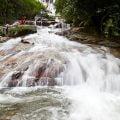 霹雳景点 : Lata Kinjang 瀑布