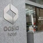 Oasia Hotel: Zaffron
