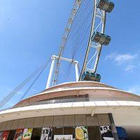 新加坡景点:新加坡摩天观景轮 Singapore Flyer