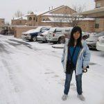 下雪的日子-雪飘飘