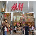 吉隆坡购物篇: H&M
