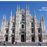 意大利米兰旅游:Duomo 米兰大教堂