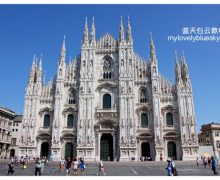 意大利米兰旅游 | Duomo 米兰大教堂
