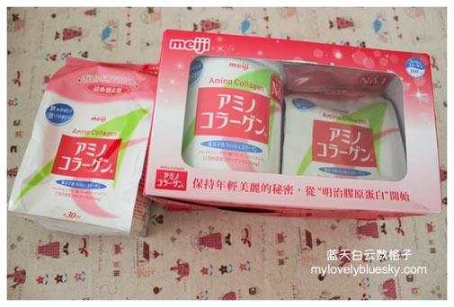 Meiji 胶原蛋白粉