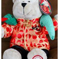 2013年农历新年:Starbucks Bearista Bear Chinese New Year Edition 2013