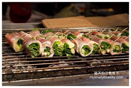 宜兰三星葱肉卷