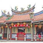 台湾台中旅游:万和宫