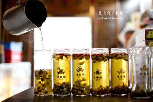 胎菊杞子茶