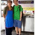 吉打亚罗士打美食: Nasi Lemak Ong 王咖喱饭