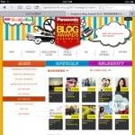 入围2013年新加坡部落格大奖《最佳旅游部落格》