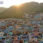 韩国釜山旅游:甘川文化村 감천문화마을 GAMCHEON Culture Village
