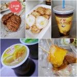 泰国曼谷美食:街边小吃 & 7-11 便利店
