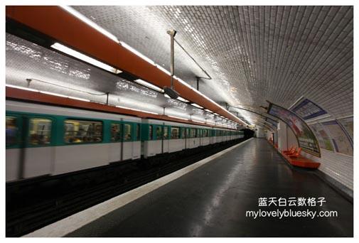 法国巴黎公共交通篇