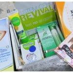 Beauty Box : WonderBox (July 2013)
