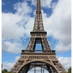 法国巴黎旅游:艾菲尔铁塔 The Eiffel Tower