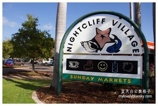 NightCliff Sunday Market