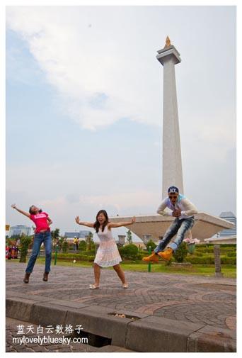 印尼首都椰加达Jakarta4天4夜游