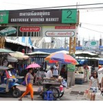 泰国曼谷购物:Chatuchak Weekend Market