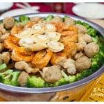 槟城美食:自在饭店 – 盆菜