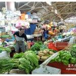 槟城旅游: Pasar Pulau Tikus 浮罗池滑巴杀